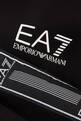 thumbnail of EA7 Logo Tape Hooded Sweatshirt   #3