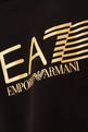 thumbnail of EA7 Striped Jersey T-Shirt    #3