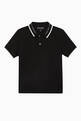 thumbnail of EA Logo Collar Polo Shirt       #0