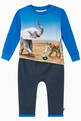 thumbnail of Eloy - Go Tiger! Organic Cotton Jersey Top    #1