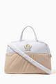 thumbnail of Laurel Logo Diaper Bag in Silky Soft Nylon       #0
