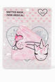 thumbnail of Miss Kiki Bunny Hearts Face Mask    #1