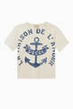 thumbnail of Anchor Print T-shirt in Cotton #0