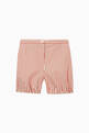 thumbnail of Striped Mushroom Shorts in Cotton #0