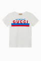 thumbnail of تي شيرت قطن بطبعة Original Gucci #0