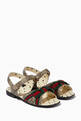 thumbnail of GG Supreme Sandals in Canvas    #0