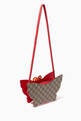 thumbnail of GG Butterfly Handbag in Canvas    #1