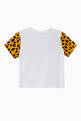 thumbnail of Cheetah Organic Cotton T-shirt #2