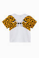 thumbnail of Cheetah Organic Cotton T-shirt #0