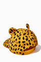 thumbnail of Cheetah Dots Hat in Organic Cotton Canvas    #2