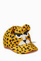 thumbnail of Cheetah Dots Hat in Organic Cotton Canvas    #0