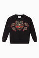 thumbnail of Bulls Jersey Fleece Sweatshirt   #0
