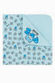 thumbnail of Bear & Heart Reversible Baby Blanket      #0