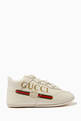 thumbnail of Gucci Print Rhyton Sneakers in Leather #2