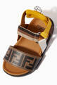 thumbnail of Monogram Sandals in Leather      #3