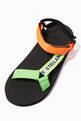thumbnail of Tape Sandals with Logo    #3