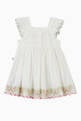 thumbnail of Butterfly Organic Cotton Dress with Bloomers   #2