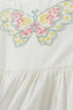 thumbnail of Butterfly Organic Cotton Dress with Bloomers   #3