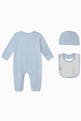 thumbnail of 3-piece Jersey Gift Set with DG Laurel Patch    #1