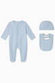 thumbnail of 3-piece Jersey Gift Set with DG Laurel Patch    #0