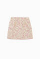 thumbnail of Floral Brocade Skirt #2
