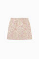 thumbnail of Floral Brocade Skirt #0