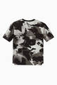 thumbnail of Camouflage Jersey T-shirt with Breast Pocket    #2