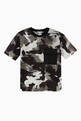 thumbnail of Camouflage Jersey T-shirt with Breast Pocket    #0
