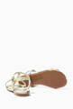 thumbnail of Camellia T-Strap Sandals in Leather   #2