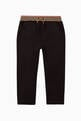 thumbnail of Icon Stripe Cotton Twill Drawcord Pants     #0