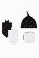 thumbnail of Baby Gift Set in Star and Monogram Motif Cotton    #0