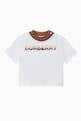 thumbnail of Confectionery Logo Cotton T-shirt   #0