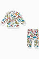 thumbnail of Minicats Dinosaur Tracksuit, Set of 2    #1