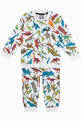 thumbnail of Minicats Dinosaur Tracksuit, Set of 2    #0