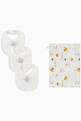thumbnail of Bear Print Bibs, Set of 3    #1