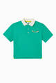 thumbnail of Monster Eyes Cotton Polo Shirt     #0