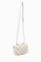 thumbnail of Valentino Garavani SpikeMe Small Clutch in Embossed Nappa     #2