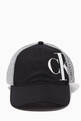 thumbnail of Hybrid Logo Baseball Cap in Cotton     #3