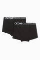 thumbnail of Logo Trunks in Cotton, Set of 2 #1
