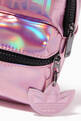 thumbnail of Iridescent Mini Backpack   #3