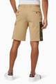 thumbnail of Shorts with Cargo Pockets in Stretch Cotton Drill   #2
