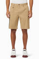 thumbnail of Shorts with Cargo Pockets in Stretch Cotton Drill   #0