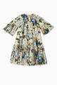 thumbnail of Kaftan Dress in Floral Cotton Poplin   #1