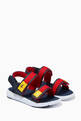 thumbnail of Frankey Tricolour Sandals    #0
