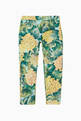 thumbnail of Leggings in Floral Cotton   #0