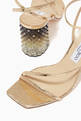 thumbnail of Art 85 Sandals with Ombre Heel in Crackled Leather       #5