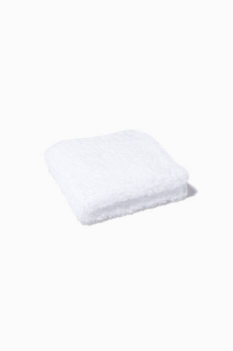 White Super Pile Wash Cloth
