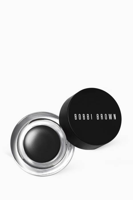 Black Ink Long-Wear Gel Eyeliner
