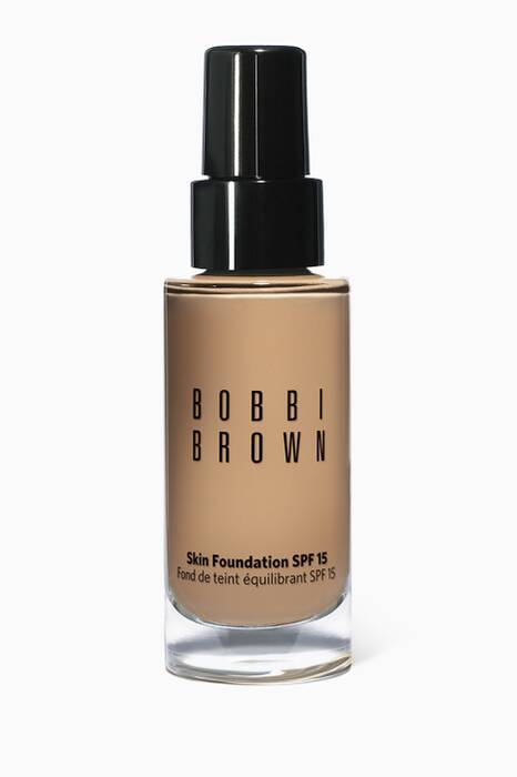 Warm Natural Skin Foundation SPF 15
