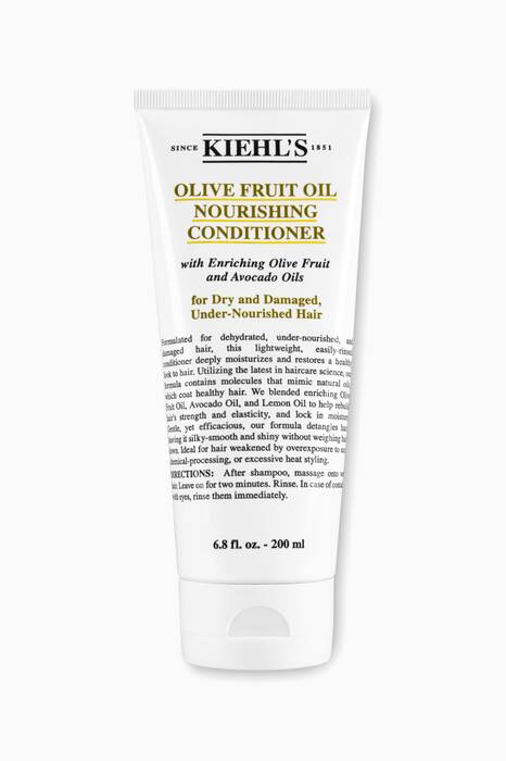 Olive Fruit Oil Nourishing Conditioner, 200ml
